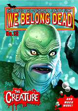 We Belong Dead #13 (2014, UK 80 pages) new and unopened