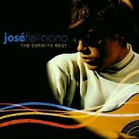 "JOSE´FELICIANO ""THE DEFINITE BEST"" CD NEUWARE"