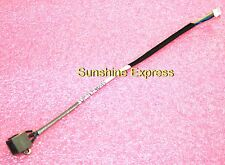 New OEM Dell Studio XPS 1640 1645 1647 DC Wire Jack P461G 0P461G 5-pin 8 inches