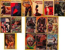 15 COMICS LOT Fairest Jack of Fables Sandman Presents Everything Fatale AND MORE