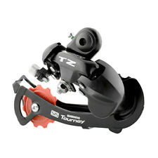 New Shimano Tourney RD-TZ50 Bike Rear Derailleur 7/6-speed Hanger Direct Mount