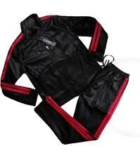 Hudson outerwear mens 2p set 100% AUTHENTIC SIZE LARGE L/S JACKET & PANTS black
