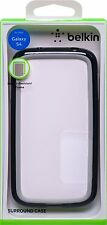 Belkin - Surround Case for Samsung Galaxy S4 - Black/Gray  (NEW)