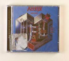 CD - Accept - Metal Heart - #A1757
