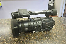 Sony HDR-FX1 3CCD High Definition HDV Handycam Video Camera Recorder #17-100