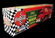 2002 CAMION COCA COLA CAMIONCINO CON MACCHINA DA CORSA, HOLIDAY TRUCK & RACE CAR