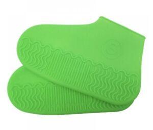 Waterproof Shoe Cover Reusable Silicone Non-Slip Rain & Snow Boot for Outdoor