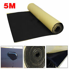 5M Roll Car Sound Proofing Deadening Motorhome Van Insulation Closed Cell Foam