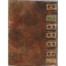 TRAITÉ des DEVOIRS d'un PASTEUR par M. COLLET Éditions Jean-Joseph CHABRIER 1758
