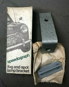 MINI BMC WORKS BOXED AUXILIARY SPEEDOGRAPH FOG AND SPOT LAMP BRACKET LB 40