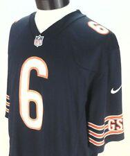 CHICAGO BEARS GSH Jay Cutler #6 Mens NFL Football Jersey Nike ON FIELD XL EUC