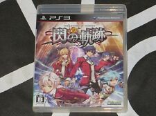 Playstation 3 PS3 Import Game The Legend of Heroes Sen no Kiseki Japan