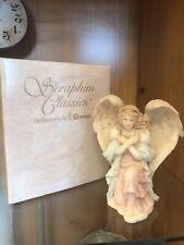 "Seraphim Classics By Roman ""Felicia Adoring Maiden�pre Owned"