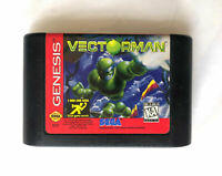 Vectorman (Sega Genesis, 1995) collector owned clean tested authentic ship fast