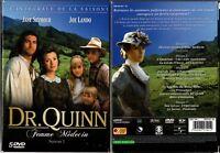 DR QUINN - DOCTEUR QUINN - Saison 1 - Coffret 4 Boîtiers Slim - 5 DVD -OCCASION