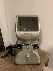 Vintage Zeiss Ikon Moviscop 16mm Movie Editor Viewer - Stuggart Germany