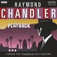 Playback (Classic Chandler) by Raymond Chandler | Audio CD Book | 9781408427545