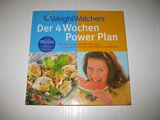 Weight Watchers Der 4 Wochen Power Plan