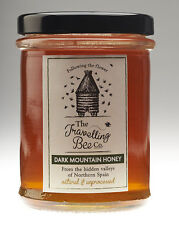 Dark Mountain Honey, Raw and unprocessed (2 jars)