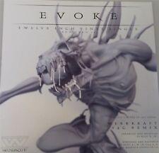 """WUMPSCUT Evoke/Don't Go LIMITED 12"""" WHITE VINYL 2004"""