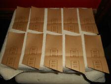 Rare Paper DIME Rolls 3 Dollar Denomination STANDARD PAPER GOODS Worcester Mass