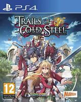 The Legend of Heroes Trails Of Cold Steel PS4 Playstation 4 Brand New Sealed