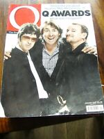 JOB LOT X 8  Q MUSIC MAGAZINES  2007 2008  OASIS JIMMY PAGE COLDPLAY