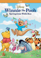 Winnie the Pooh Springtime with Roo [New DVD] Special Edition, Subtitled, Ac-3