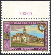 Austria 1988 Feldbach/Buildings/Architecture/Heritage/Animation 1v (n33642)
