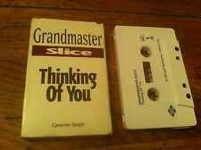 Grandmaster Slice Thinking Of You Cassette Single Turn Up The Music (Vocal) Rap