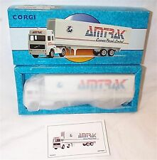 Volvo and Container Trailer Amtrack Express parcels Mib ltd edition