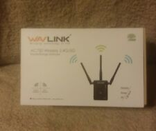 WavLink AC750 Wireless 2.4G/5G Router/Range Extender