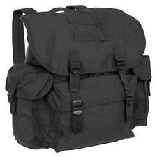 Mil-Tec 25L Bundeswehr BW Army Schul Rucksack Backpack Schwarz