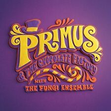 Primus - Primus & the Chocolate Factory with the Fungi Ense [New CD] With DVD