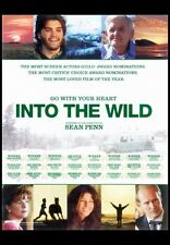 INTO THE WILD Movie POSTER 11x17 B Emile Hirsch Vince Vaughn Marcia Gay Harden