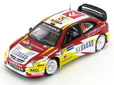 Citroen Xsara WRC Sordo - Marti Rally Catalunya 2006 1:43