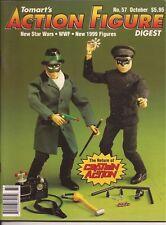 TOMART'S ACTION FIGURE Digest #57 Oct. 1998 Star Wars WWF Captain Action Batman