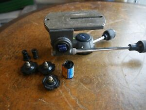 Gitzo G1570 Tripod Head Large format medium format cameras
