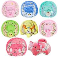 Baby Sofa Cover Floral Print Safety Seat Support Learn To Sit Chair Case A#S