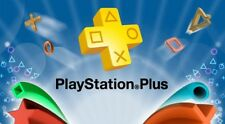 1 Month PlayStation PS Plus PS4 PS3 Vita (2)14-Day Membership Accounts No Code