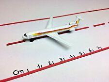JET AIRLINES  - Panini SORPRESINE - n. 29 - BOEING 727 - IBERIA +Cartina