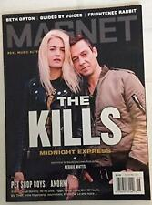Magnet Magazine Issue 132 Alternative Independent Music The Kills Beth Orton