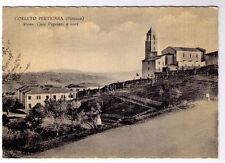 CARTOLINA BASILICATA - POTENZA - CARLETO PERTICARA 4325 - RIONE CASE POPOLARI A