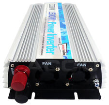 12v Car Battery to 230v Home Mains Socket USB 3000w Peak Power Inverter INV1500