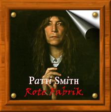 PATTI SMITH her band  LIVE ZURICH SWISS 2010 2 CD