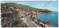 GENOVA RAPALLO 135 Cartolina VIAGGIATA 1962 - MIGNON BABY CARD !!!