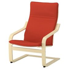 IKEA Poang Armchair Frame Birch Veneer 81305807 New In Box Cushion Not Included