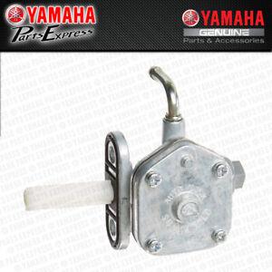 NEW 2003 - 2011 YAMAHA ZUMA 50 YW50 SCOOTER OEM FUEL PETCOCK ON OFF VALVE GAS