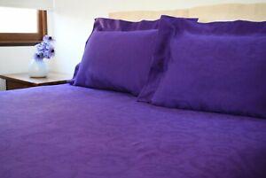 Tirisias Violet Bedspread Set