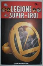 Planeta De Agostini Legione Dei Super Eroi N° 3 Dc